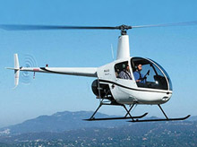 Robinson-r22 Helicopter